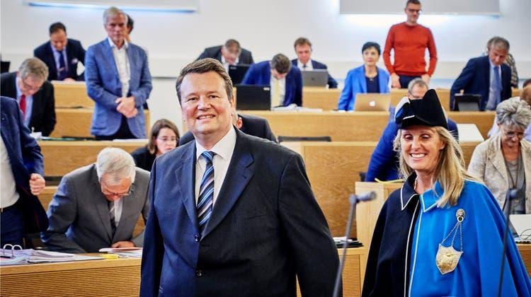 Daniel Wehrli ist jetzt im Grossen Rat – trotz Listenplatz 7 bei der Wahl