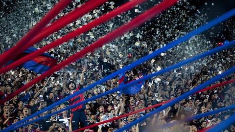 Nach Indien kommt Argentinien: Der FCB präsentiert den nächsten Partnerklub