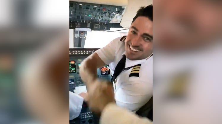 Wegen Flugplanänderung: Wie es sich als einziger Passagier auf einem Linienflug anfühlt