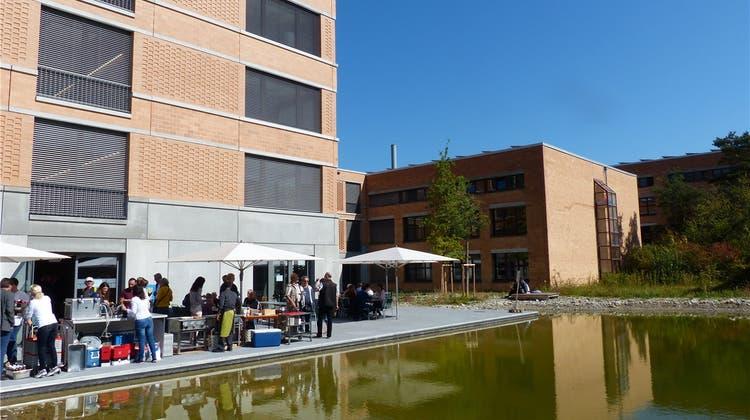 Schulanlage Engerfeld wird eingeweiht