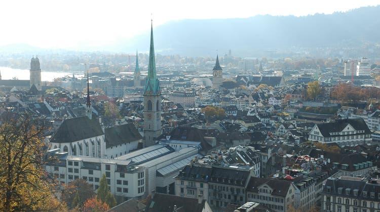 Auch Zürich will eine «Grünstadt» werden