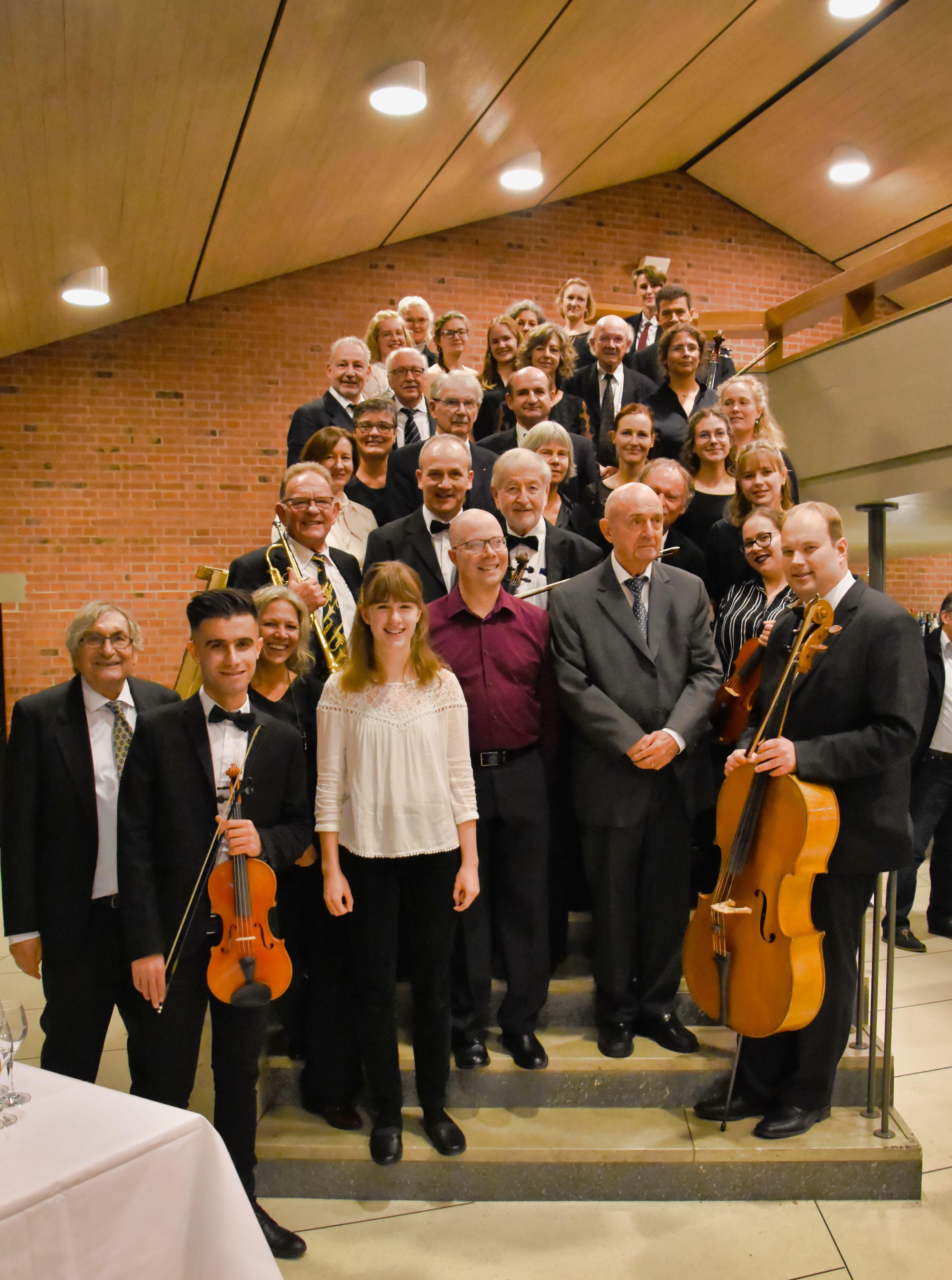 Das Grenchner Stadtorchester heute