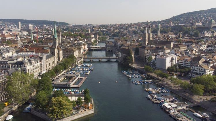 Zürich und Genf nehmen beim «Smart City»- Ranking Spitzenpositionen ein