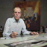 """""""Hannes Binder - Die doppelte Lektüre"""" im Strauhof in Zürich"""