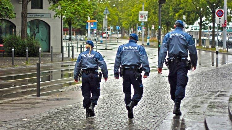Polizei beschimpfen ist teuer: einmal «Arschloch» kostet 1100 Franken