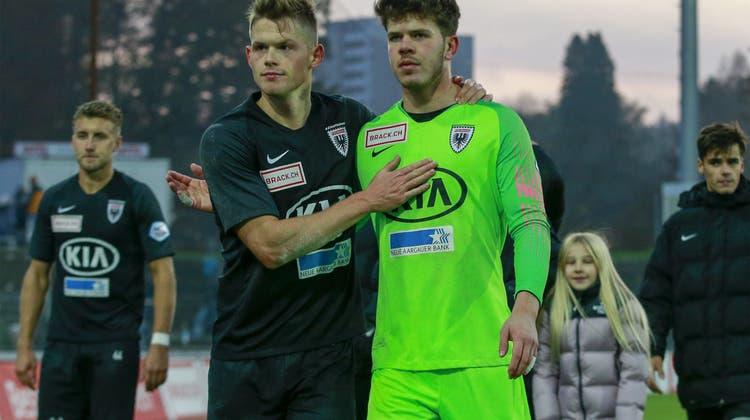 Miraculix, übernehmen Sie! Beim 2:2 gegen Vaduz bricht beim FC Aarau die Standard-Seuche wieder aus