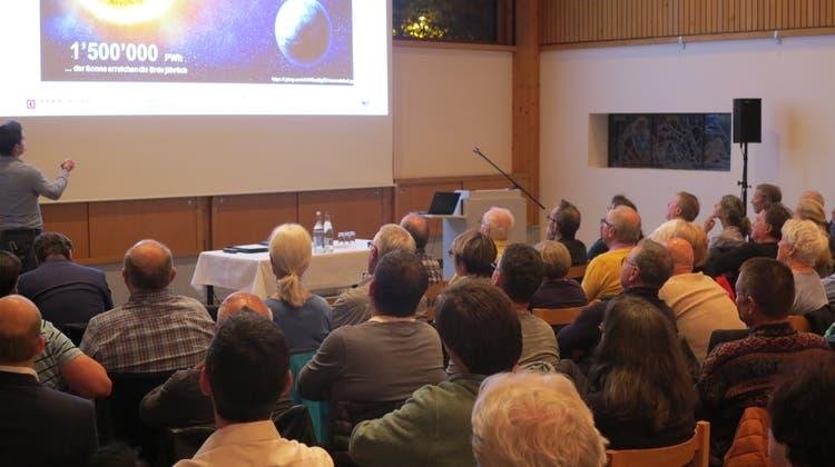 Stadt Grenchen fördert klimafreundliche Heizsysteme