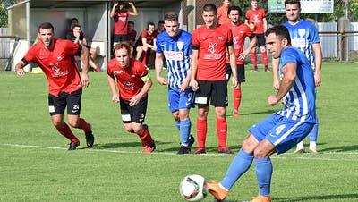 Pavlicevic-Elf schenkt sich Cupmatch: Der FC Olten realisiert den Einzug in den Schweizer Cup