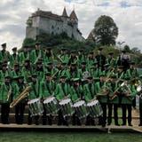 Alle Korps der Stadtjugendmusik Dietikon überzeugten am Schweizer Jugenmusikfest