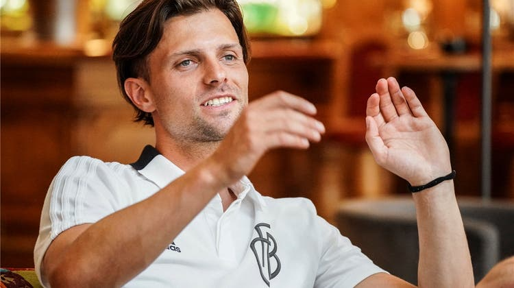 Die herausfordernde Bestätigung: Valentin Stocker und seine neue Rolle als FCB-Captain