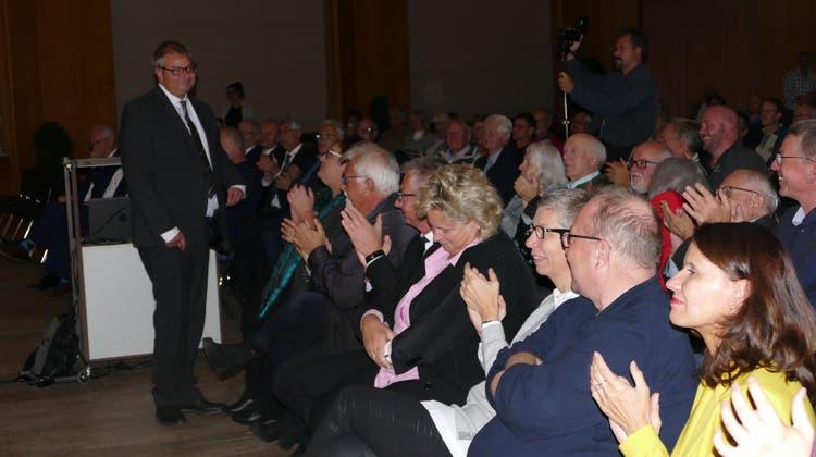 Bürgermeister wiedergewählt — deutliches Ergebnis zeigt, dass Arbeit geschätzt wird