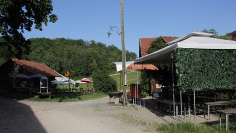 Ab 10. Oktober steht das Sennhütte-Stübli wieder offen