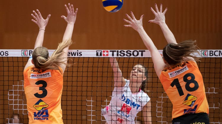 Sm'Aesch-Pfeffingen kassiert erste Liga-Niederlage der Saison