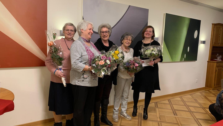 148. Generalversammlung Frauenchor Balsthal