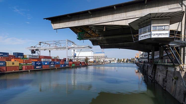 Schwere Havarie für Basler Hafenpläne: Gateway Basel Nord zurückgeworfen