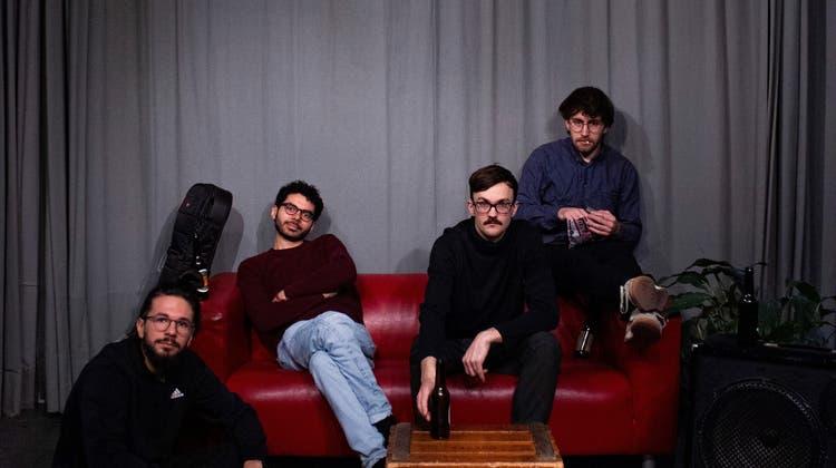 Die Band Mu:n gibt ihr erstes Album heraus – und startet mit einer Konzertreihe ins neue Jahr