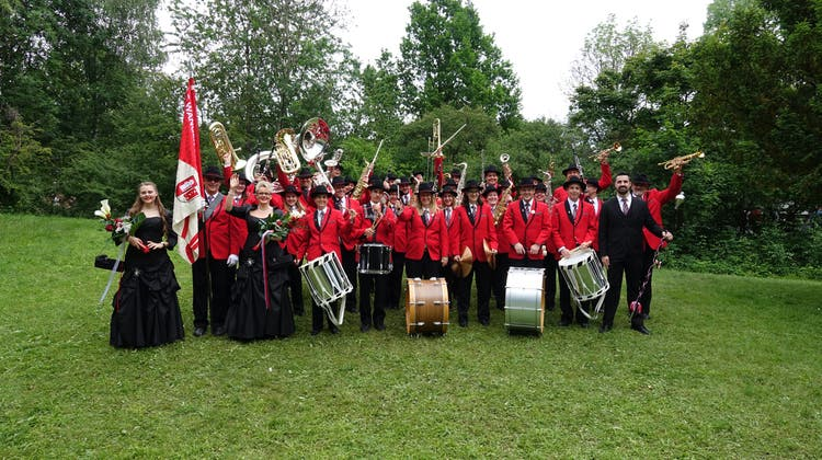 Erfolgreiche Musikgesellschaft am 24. Bernischen Kantonal-Musikfest