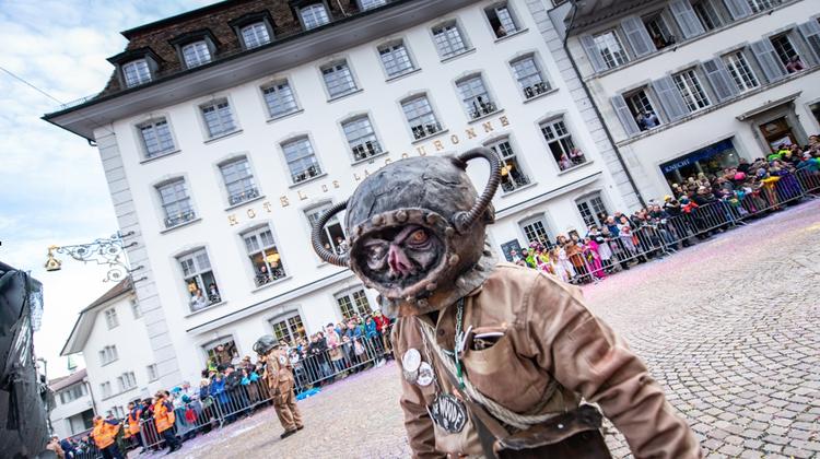 Solothurner Fasnacht: Bei den Finanzen geht es wieder aufwärts
