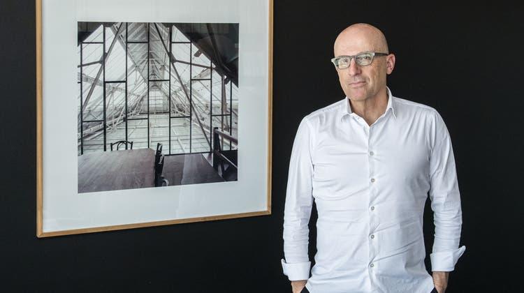 Messeturm-Architekt Morger tritt kürzer – sein Claraturm wird erst noch gebaut