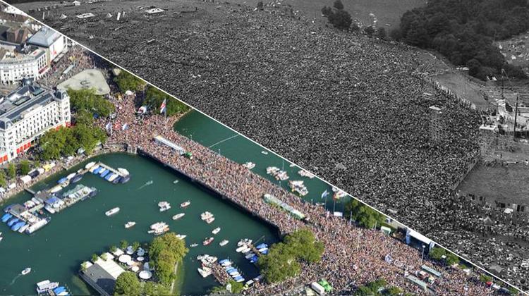 Von Woodstock zur Street Parade: Was die beiden Festivals miteinander verbindet