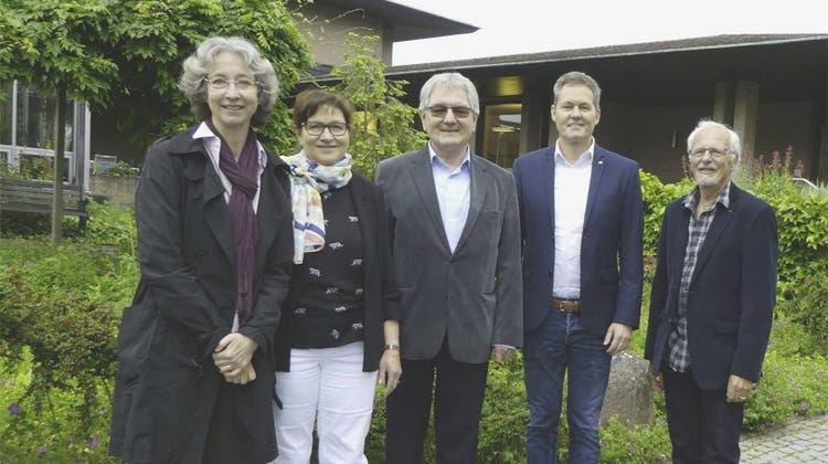 Zwei neue Vorstandsmitglieder für Walthersburg-Seniorenzentrum
