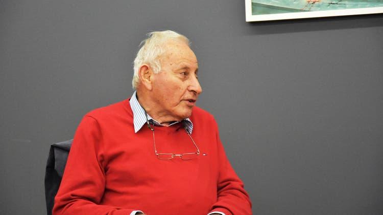 Josef Tremp: Er diente der Stadt Baden mit Herz und Verstand