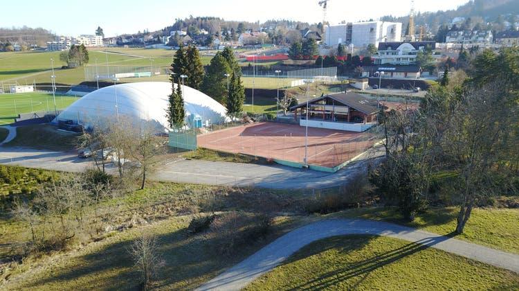 Stetiges Wachstum seit 60 Jahren: Der Tennisclub Uitikon feiert mit Torte, Tenniskurs und Topspieler