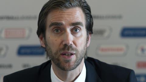 Liga-Chef Claudius Schäfer: «Wohin fliesst das Geld? Genau, auf Messis Konto»