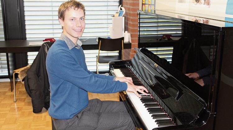 Ein Instrument als Lebensschule: Gabriele Lucherini schwärmt vom Klavier