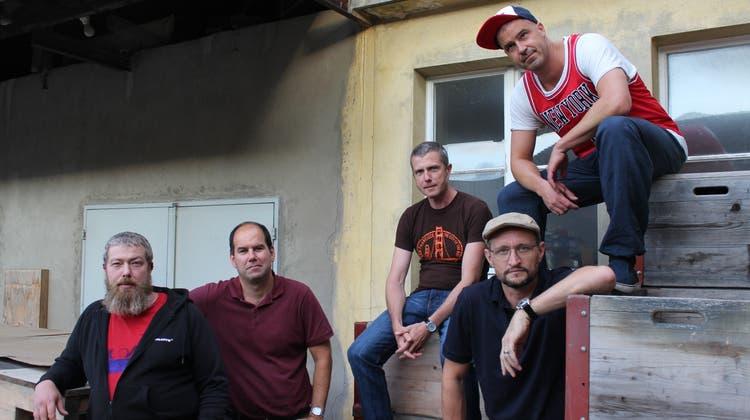 Rockmusik schweisst zusammen: Die Band «Try Again» feiert bald ihr 30-Jahr-Bühnenjubiläum
