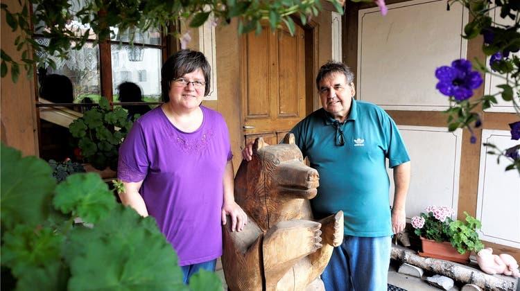 Mit «Hufeisenschiessen» hinter dem Haus: Der «Bären» ist eine Landbeiz mit vielen Überraschungen