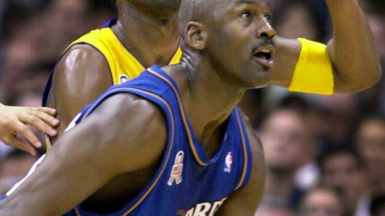 Michael Jordan gedenkt Kobe Bryant: «Ich habe ihn geliebt – er war wie ein Bruder für mich»