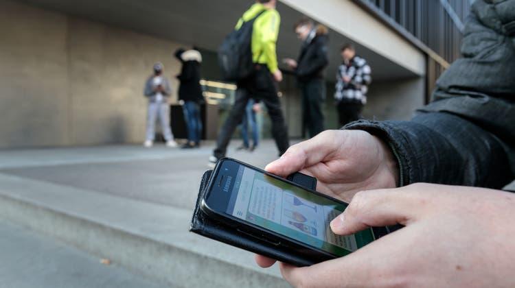 Finger weg von Alk und Zigis: Lungenliga setzt neu auf eine App