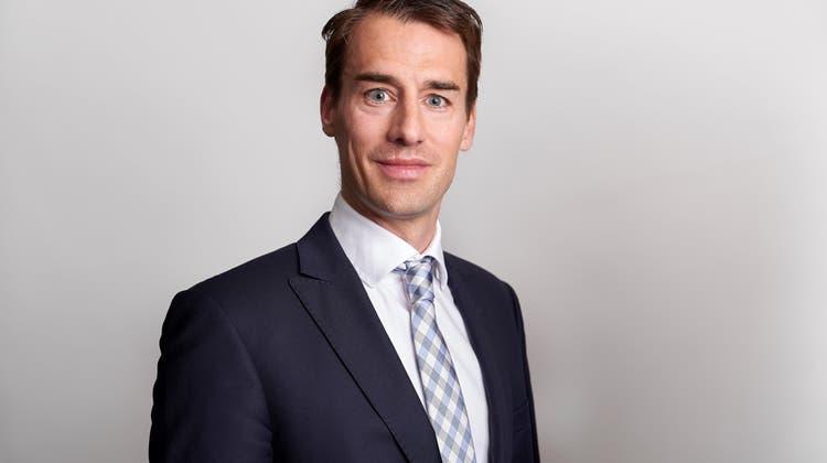 Der neue Verwaltungsrat des Kantonsspitals Baden ist ein Finanzfachmann