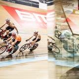 Madison Schweizermeisterschaft im Velodrome Grenchen
