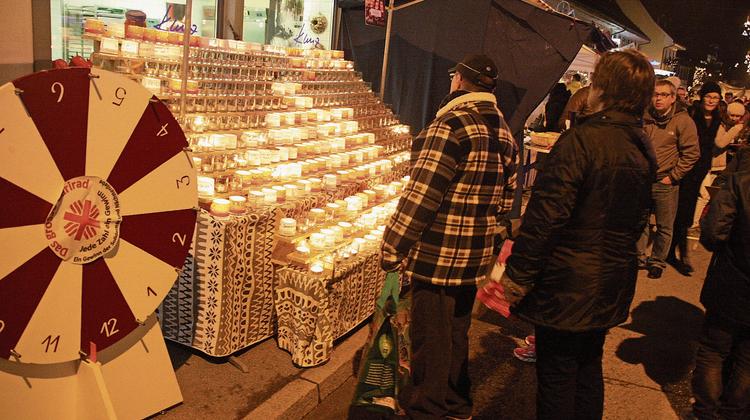 «Weihnachten in Frick»: Die Organisatoren ziehen ein positives Fazit