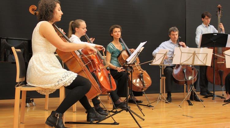 Musikalische Leckerbissen und Ehrungen: Das Weihnachtskonzert der Musikschule überzeugt das Publikum
