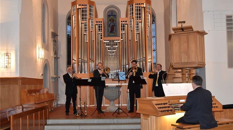 Herbstkonzert des Vereins Neue Orgel Weiningen: ein vielseitiger Genuss für die Ohren