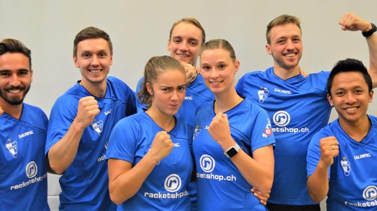 Grandioser Saisonstart: Team Argovia bodigt den Schweizermeister BC Uzwil