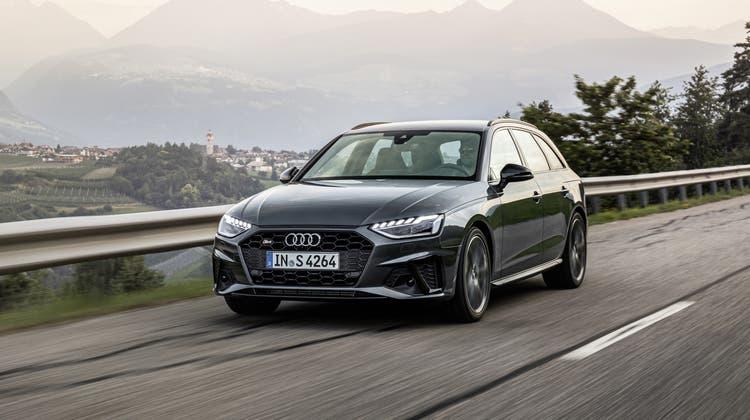 Der Lieblings-Audi wird modernisiert
