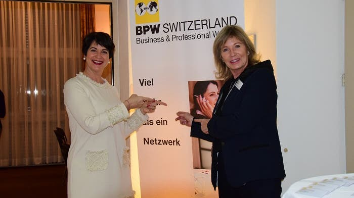 """BPW Olten Clubabend mit Maya Onken: """"Frau sein - ein Balanceakt"""""""