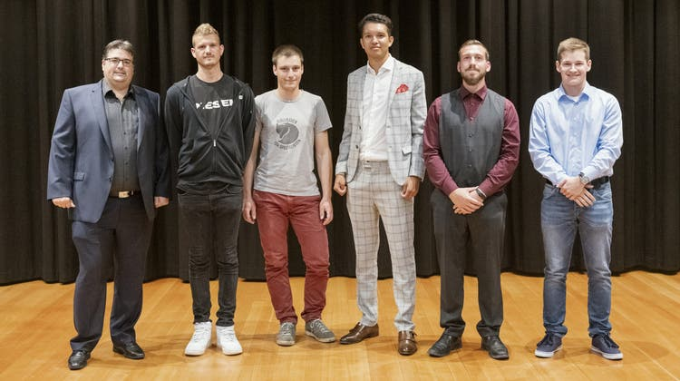 22 Schüler absolvieren den Passerellenlehrgang