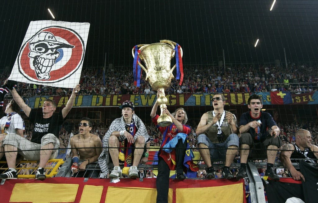Am 10 Mai 2008 geht es im Joggeli ums Ganze. Basel oder YB? Wer holt sich die Meisterschaft?