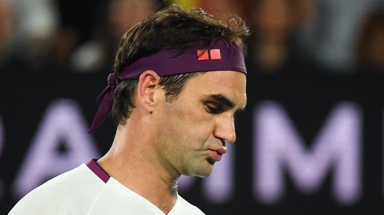 Wie es zur deutlichen Niederlage von Roger Federer gegen Novak Djokovic kam
