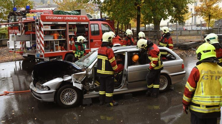 Es meldeten sich nur vier Personen – die Feuerwehr muss noch einmal rekrutieren