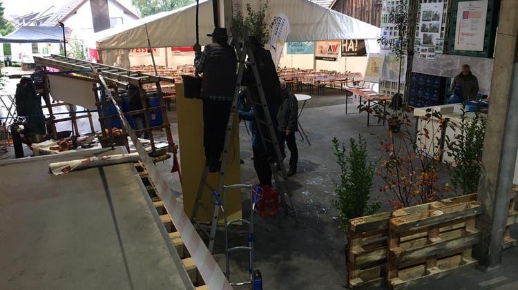 125 Jahre Gewerbeverein - Baumfest