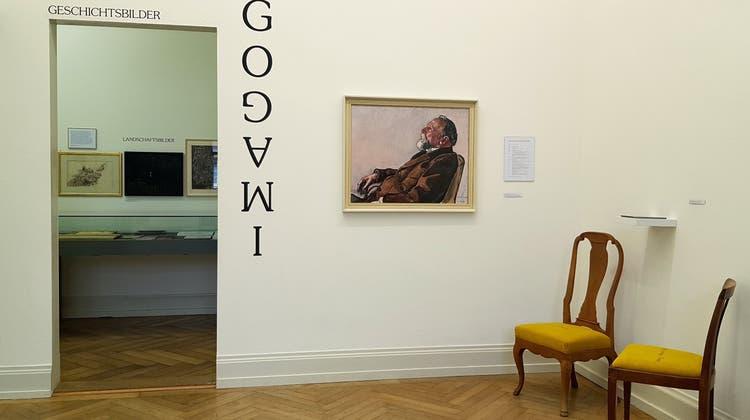 Ein aufgeholter Carl Spitteler in Liestal – Bilder zu Leben und Werk im Kunsthaus Palazzo