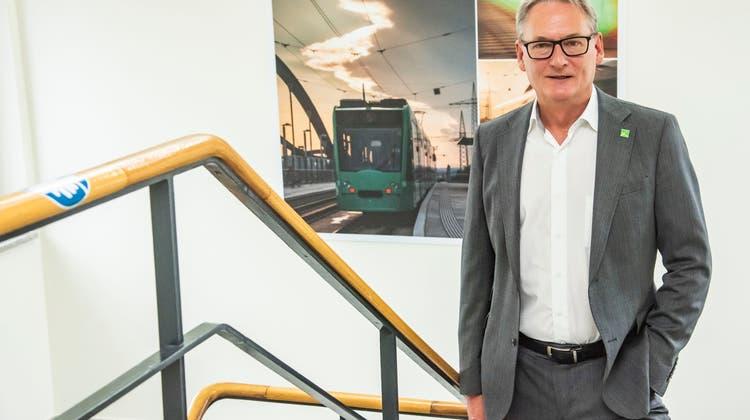 «Funk-Kontakt» mit dem Direktor der BVB: «Wir setzen auf die Eigenverantwortung»