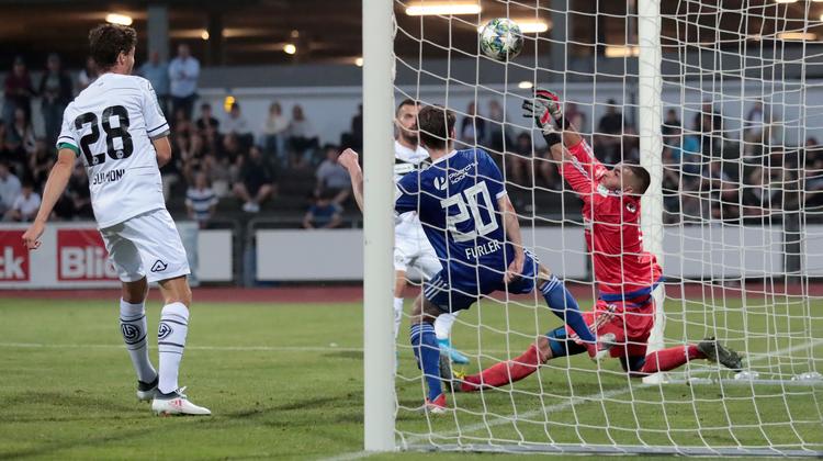 Voller Einsatz und doch kein Ehrentreffer: Concordia Basel verliert gegen Lugano