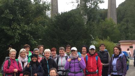 Frauenturnverein-Reise im Jura
